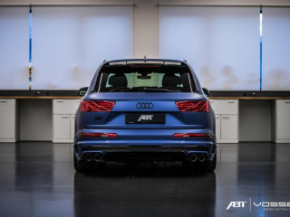 Tuning Audi SQ7 ABT 2018