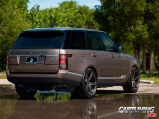 Tuning Range Rover HSE