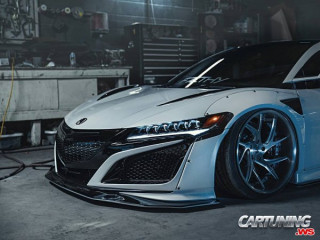 Acura NSX 2018 Wide body