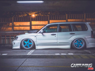Subaru Forester on Air