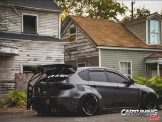 Subaru Impreza STI 2010 Widebody