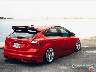 Tuning Ford Focus ST 2016