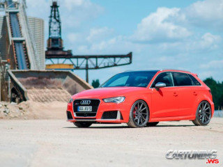 Tuned Audi RS3