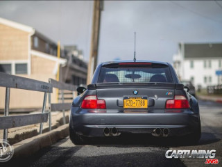 BMW Z3 M Coupe on Air