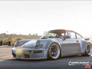 Tuning Porsche 930 Turbo RWB