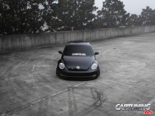 Volkswagen New Beetle on Air