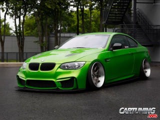 BMW 335i Coupe E92 Airlift