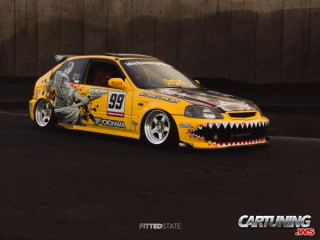 Tuning Honda Civic EK