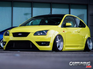 Ford Focus 3dr Mk2 on Air