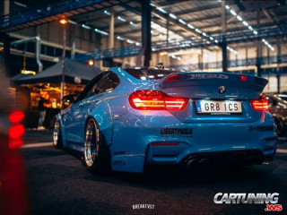 BMW M4 F82 Liberty Walk