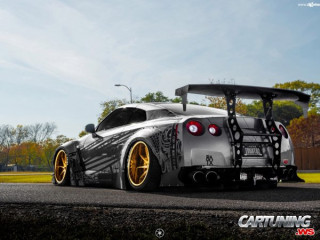 Nissan GTR R35 Widebody