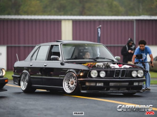 BMW 535i E28 with V8 LS swap