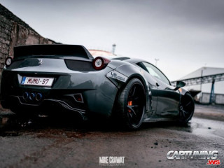 Ferrari 458 Italia Widebody