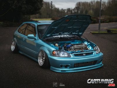 Honda Civic EK Turbo
