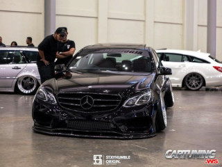 Mercedes-Benz E350 W212 Airlift