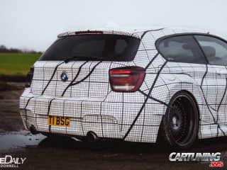 BMW 120d F21 on Air