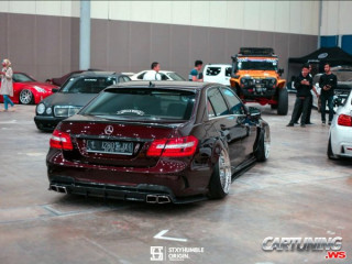Mercedes E350 W212 on Air
