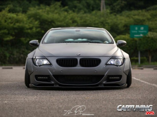BMW 645i E63 Widebody