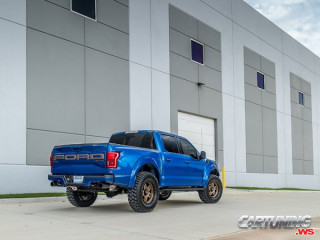 Tuning Ford F150 Raptor