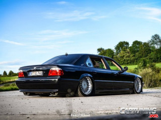 Tuning BMW 740d E38
