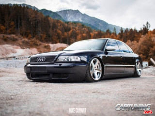 Tuning Audi A8 D2