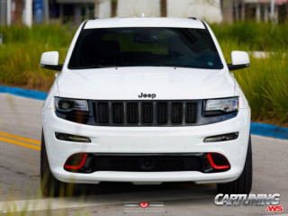 Tuning Jeep Grand Cherokee