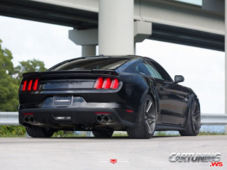 Tuning Ford Mustang GT 2016