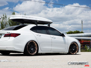 Tuning Acura TLX