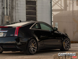 Tuned Cadillac CTS-V Coupe
