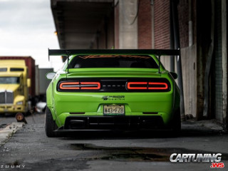 Tuning Dodge Challenger SRT 2018