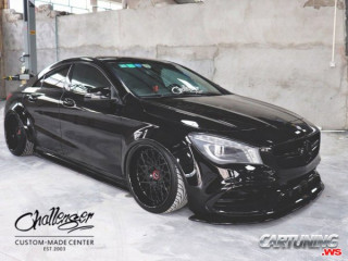 Mercedes-Benz CLA250 C117 Widebody
