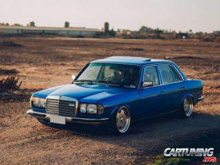 Mercedes Benz 6 3 Amg W123 Side