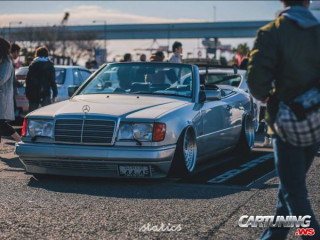 Mercedes-Benz 320CE Cabrio W124 on Air
