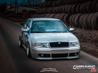 Skoda Octavia A4 on Air