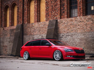 Tuning Skoda Superb Combi