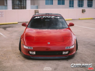 Stance Toyota MR2
