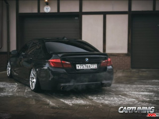 BMW 550i F10 Airlift