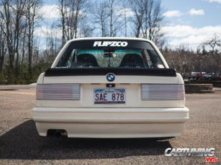 BMW 3 E30 Coupe for track days