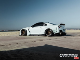 Nissan GT-R R35 Wide body