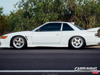 Stance Nissan Silvia S13