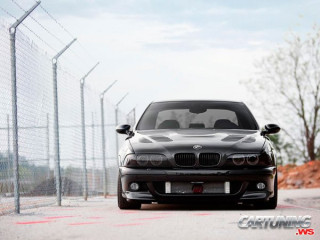 Supercharged BMW M5 E39