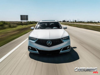 Tuning Acura TLX 2018