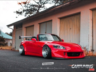 Honda S2000 Wide body