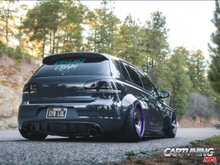Volkswagen Golf Mk6 Widebody