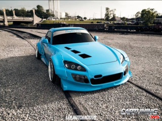 Modified Honda S2000