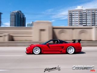 Modified Honda NSX