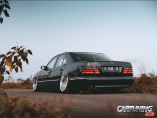 Tuning Mercedes-Benz E280 W210