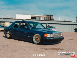 Tuning Mercedes-Benz 190 W201