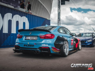 BMW M4 F82 Widebody