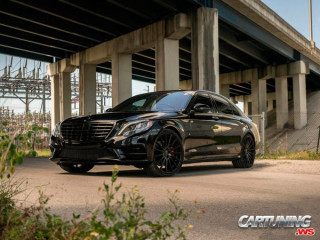 Tuning Mercedes-Benz S63 AMG 2018